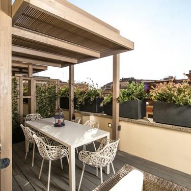 """""""My Outdoor Corner"""" es el lema de Fast para inspirar auténticas habitaciones al aire libre"""