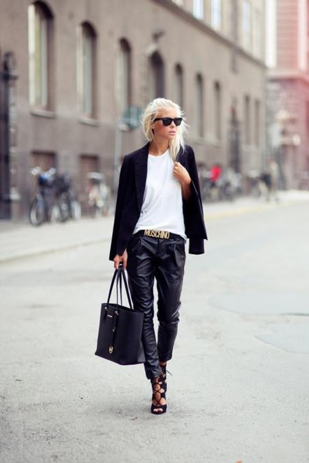 ¿Podrías vivir más de una semana vistiendo solo de blanco y negro? Compruébalo