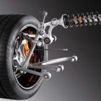 Así es como Audi quiere aprovechar los baches para generar energía en sus coches eléctricos