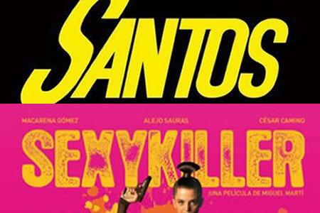 Qué les ha pasado a 'Sexykiller' y 'Santos' en taquilla