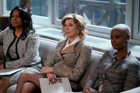The Good Fight Series Para Ver Despues De Juego De Tronos