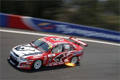 V8 Supercars australianos en Bathurst