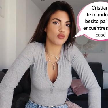 Melodie de 'La Isla de las Tentaciones' consigue quitarle la casa a Cristian y habla claro sobre su relación con Beltrán