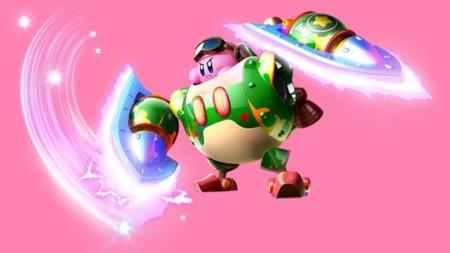 Kirby muestra nuevas habilidades y una flamante armadura en un gameplay extenso de Planet Robobot