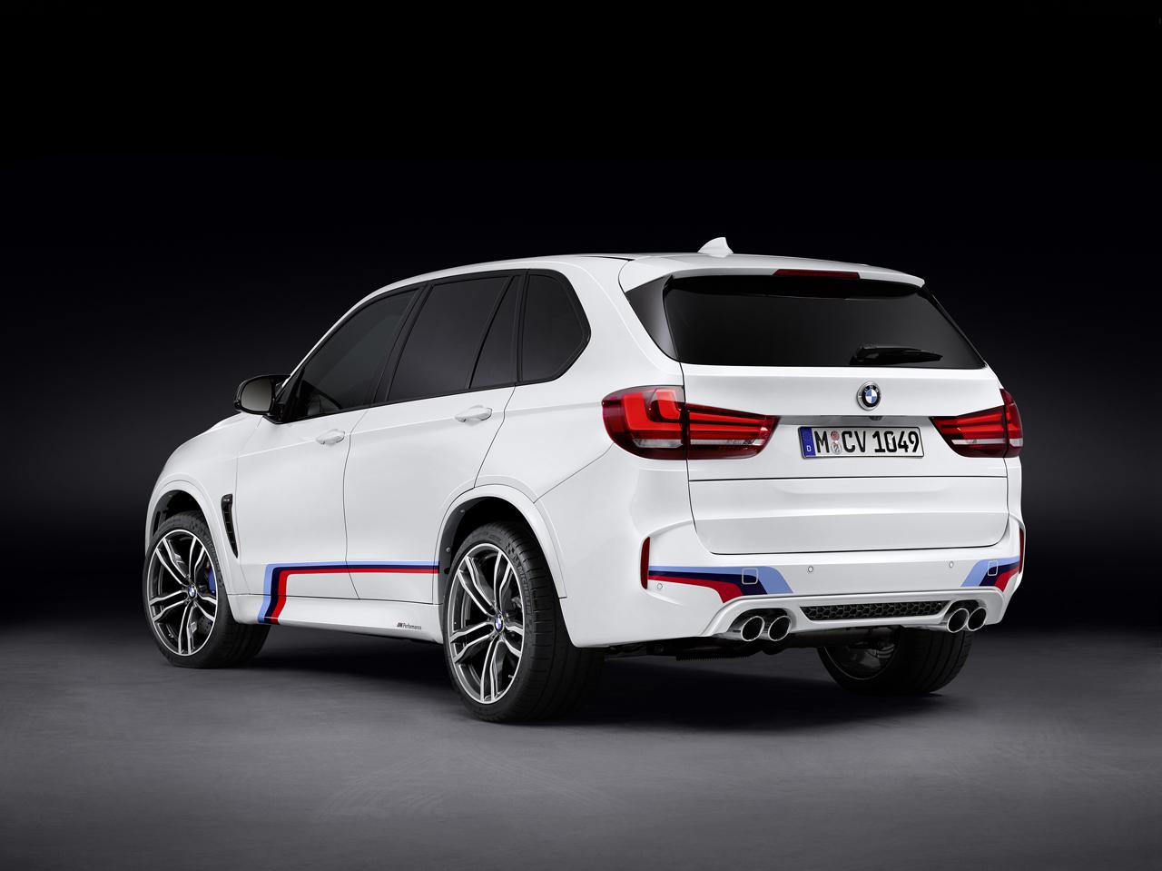 BMW X5 M y BMW X6 M por M Performance
