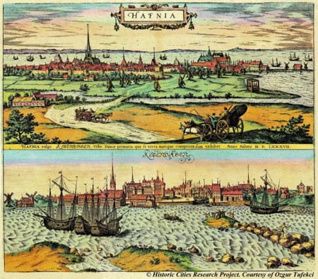 7 Copenhaguen 1588