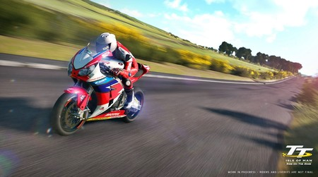 "¿Necesitas adrenalina? Este otoño correrás en la Isla de Man con el ""IOMTT: Ride On The Edge"""
