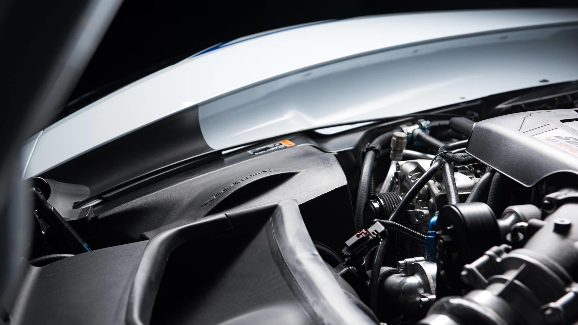 Foto de Corvette Z06 Geiger Carbon 65 Edition (9/15)