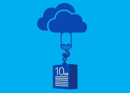 Confirmado: ahora se puede subir archivos de hasta 10 GB cada uno en OneDrive