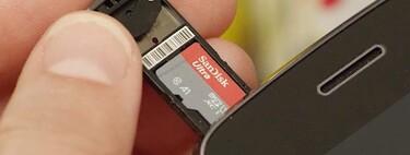 Almacenamiento inmenso a tamaño diminuto: tarjeta Micro SD SanDisk Ultra 1TB por 171,99 euros en Amazon, su mínimo histórico