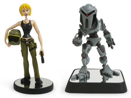 Figuras de Battlestar Galactica