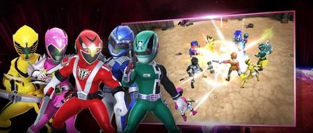 Power Rangers: RPG llega a Android en beta: un juego de rol con gráficos 3D muy coloridos