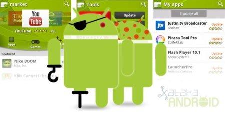 La imagen de la Semana: Android vs Malware