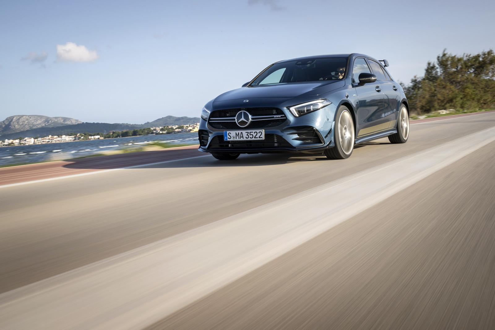 Foto de Mercedes-AMG A35 (presentación) (75/122)