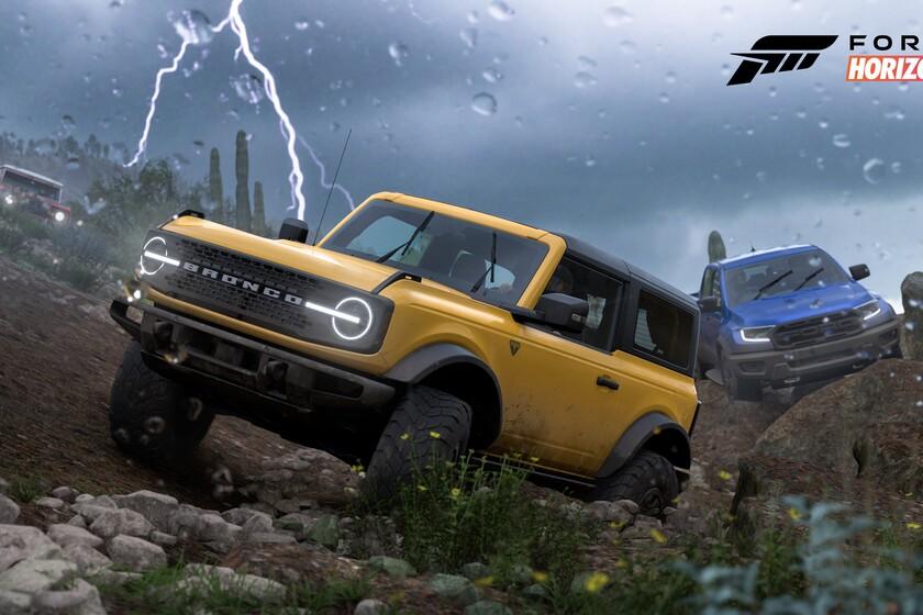 Si los más de 400 coches en Forza Horizon 5 no fueron suficientes, la lista seguirá ampliándose más allá de su lanzamiento