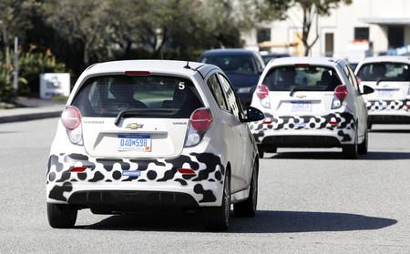 El Chevrolet Spark ya rueda en fase de pruebas