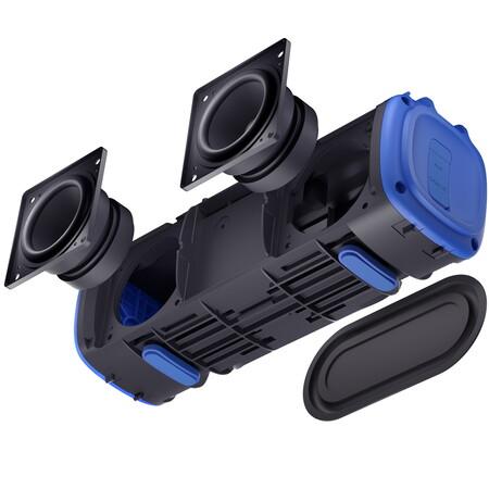 Xiaomi Mi Portable Bluetooth Speaker 16w Blue 3