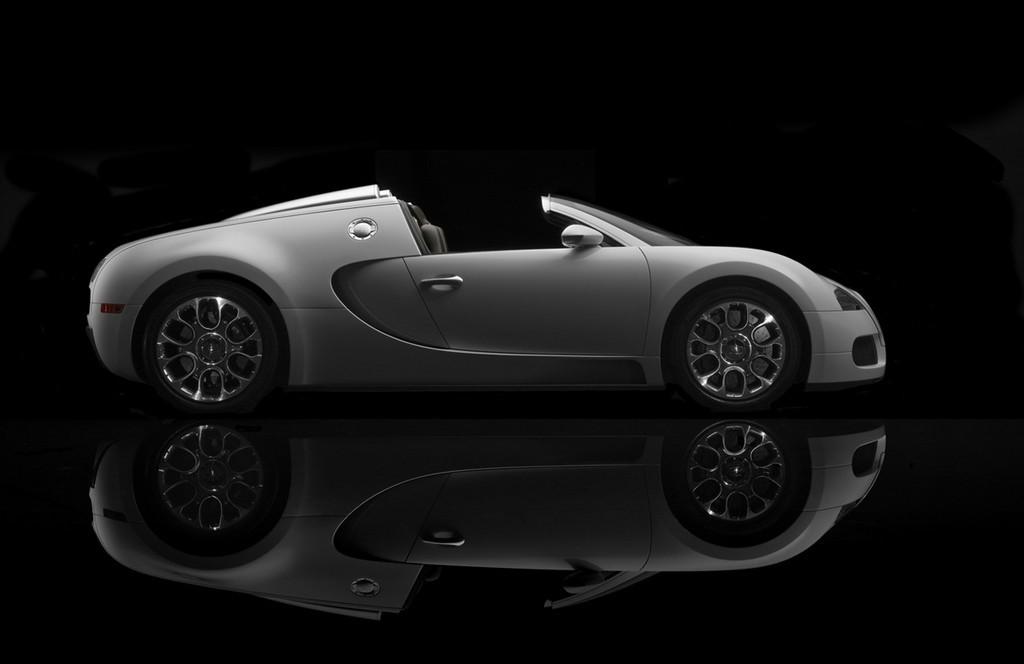 Foto de Bugatti Veyron Grand Sport (22/29)