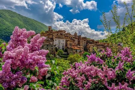 Abruzos Itali