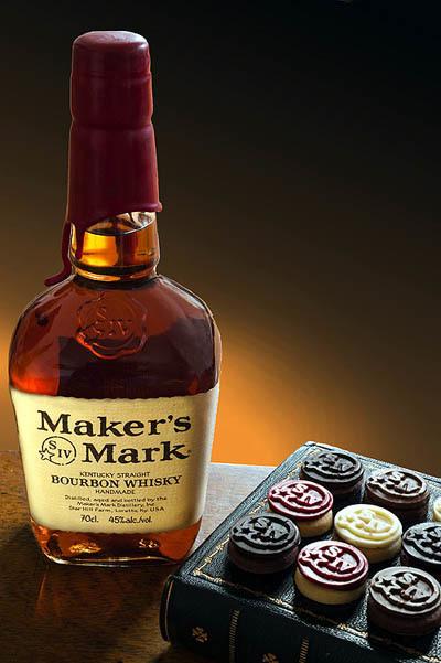 Galletas artesanales de Bourbon
