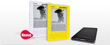 La librería Gandhi lanza su lector electrónico