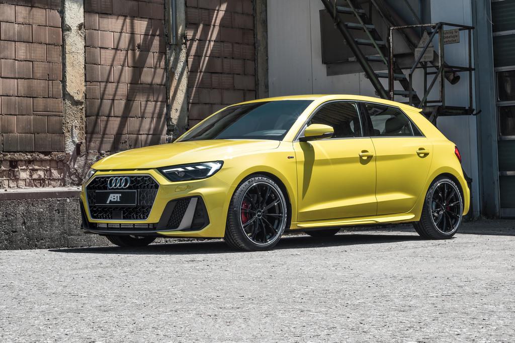 ABT lleva el Audi A1 con motor 2.0 TFSI hasta los 240 CV: pequeño, matón... y casi a la altura del brutal A1 quattro