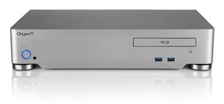 OrigenAE S8, una caja de diseño perfecta para vuestro HTPC