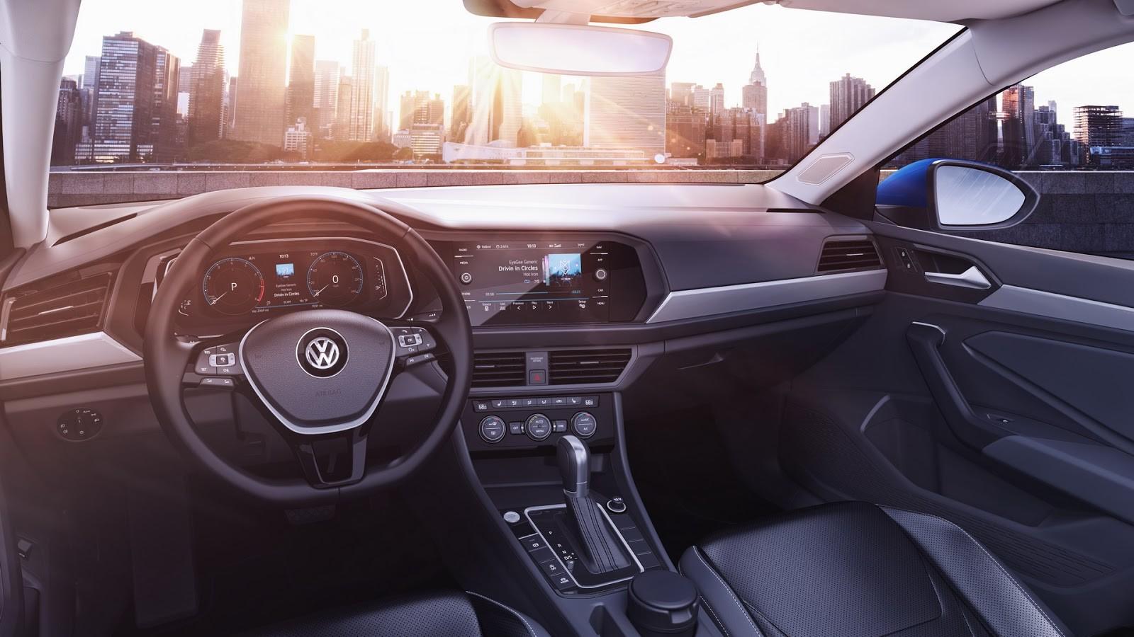 Foto de Volkswagen Jetta 2019 (17/20)