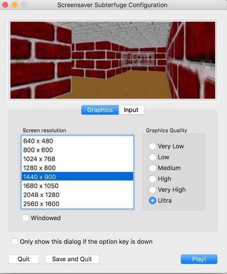 Window Y Screensaver Subterfuge Configuration Y Seguridad Y Privacidad