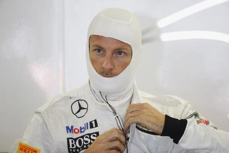 """Jenson Button: """"no me preocupa mi futuro, solo quiero disfrutar el momento"""""""