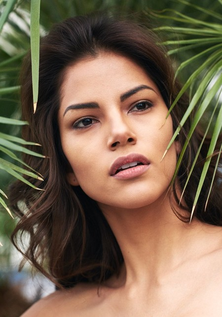 Miss Peru Prissila Howard no makeup