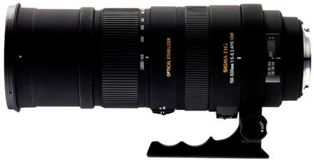 Sigma A 150 500mm