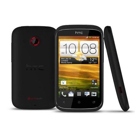 HTC Desire C, viene a la linea del deseo