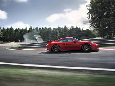 A Andreas Preuninger, responsable de los Porsche GT, no le interesan los récords en el Nürburgring