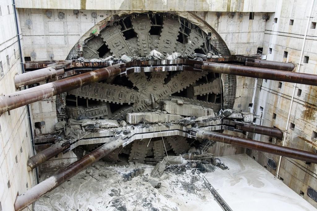 Bertha Tunneling Machinehp 1