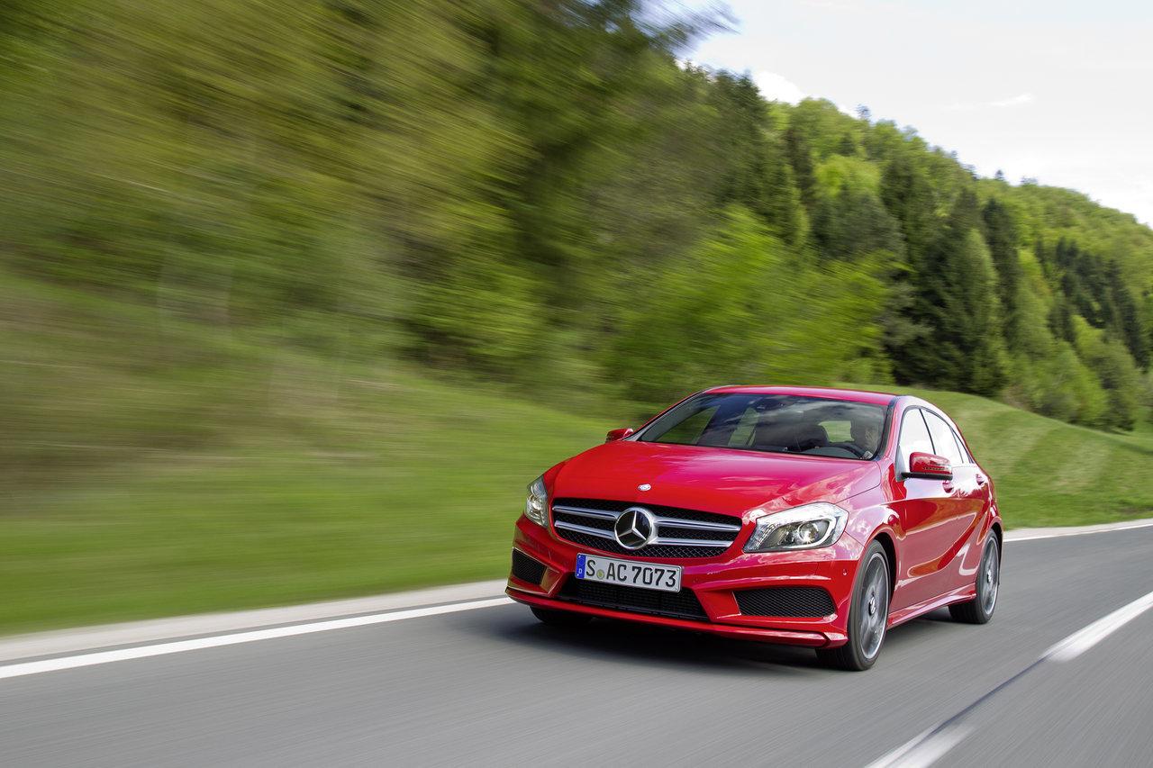 Foto de Mercedes-Benz Clase A 2012 (18/67)