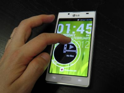 Foto de LG Optimus L7 preview (1/7)
