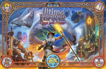 Ultima Forever, Quest for the Avatar