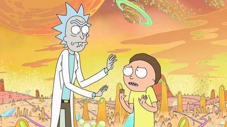 TNT estrena en España 'Rick y Morty', los dibujos animados de Dan Harmon