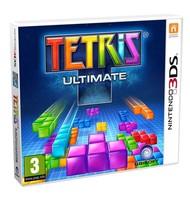 Los tetrominos de Tetris Ultimate caerán primero en Nintendo 3DS
