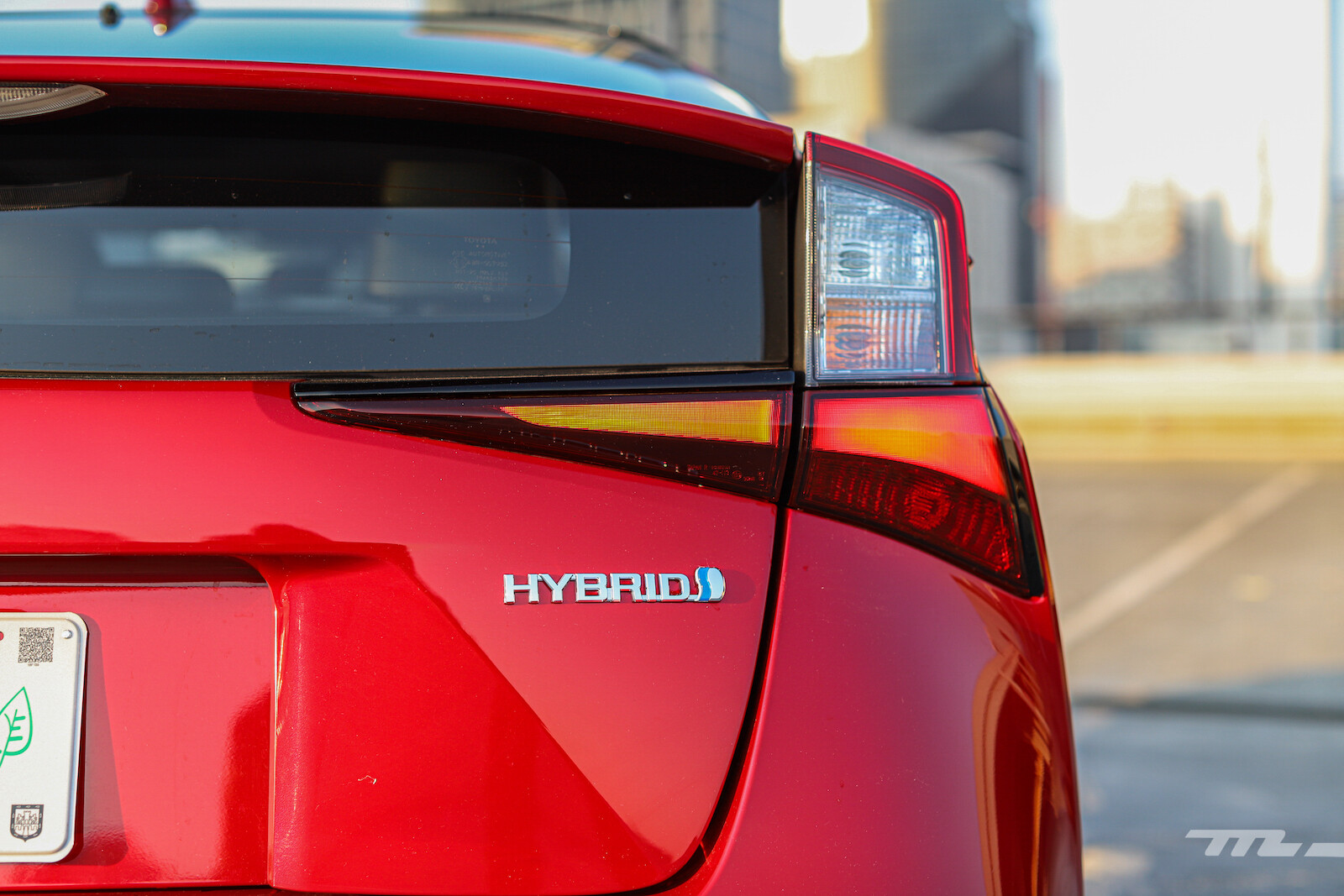 Foto de Toyota Prius 2021 (16/29)