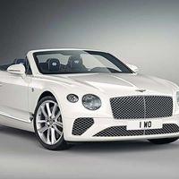Bentley Continental GT Convertible, un one off que rinde homenaje a la región de Baviera