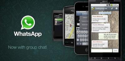 WhatsApp es accesible desde la web pero sigue sin ser un servicio en la nube