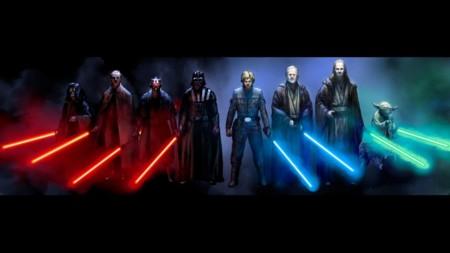 500 imágenes conforman la más grande colección jamas vista de wallpapers de Star Wars