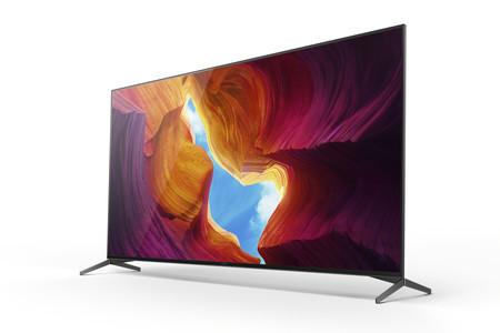 Estos son los precios en España del televisor Sony XH95, el nuevo buque insignia del fabricante en la gama LCD
