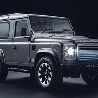 Land Rover revive a sus clásicos Defender con la esencia del Defender Works