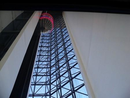 El ascensor más rápido del mundo alcanzará velocidades de 72 kilómetros por hora