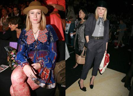 Roisin Murphy en la Semana de la Moda de Nueva York