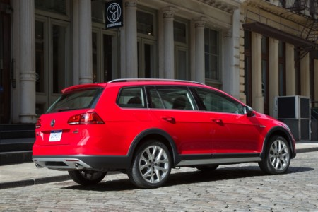 Volkswagen Golf Alltrack 2017 5
