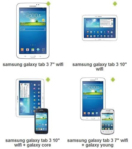 Tablets y conjuntos tablet + smartphone de mobilR